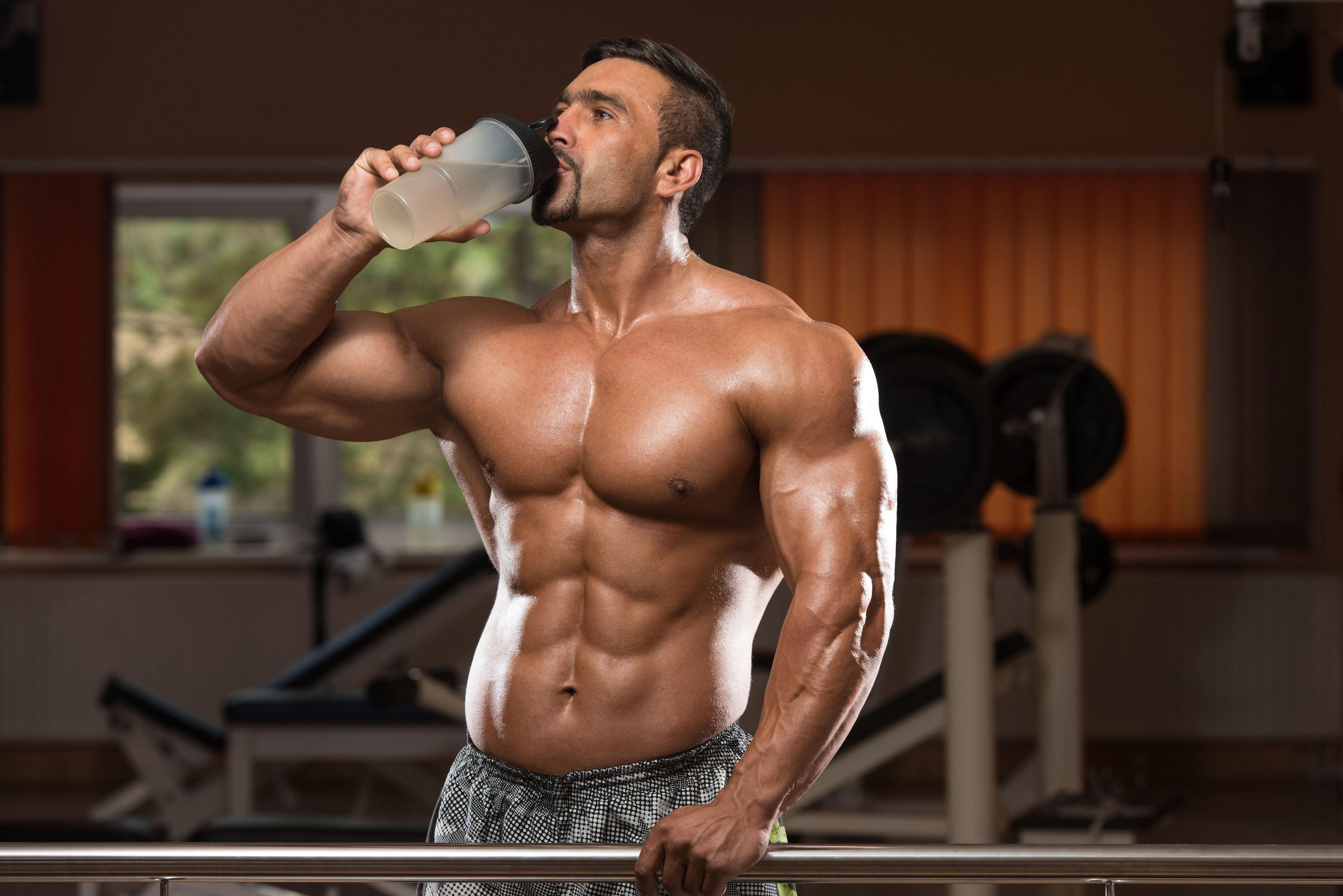 наращивание мышечной массы упражнения с картинками