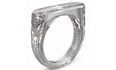 кольцо из бриллианта