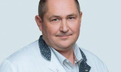врач-онколог, хирург медицинского центра «Medical Plaza» (г. Днипро) Юрий Бондаренко.
