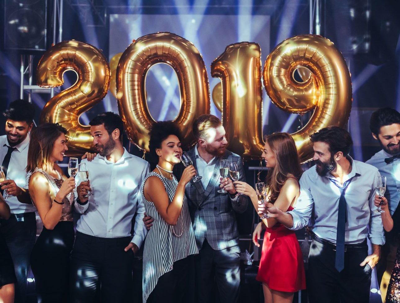 новый год 2019