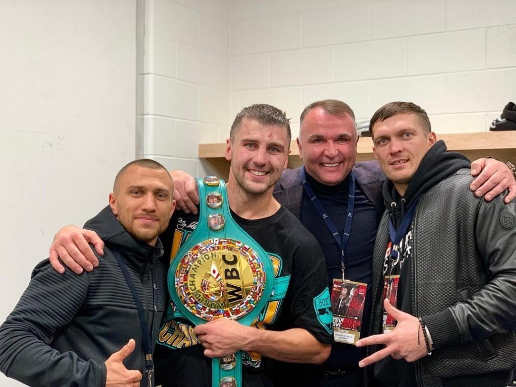 украинцы чемпионы