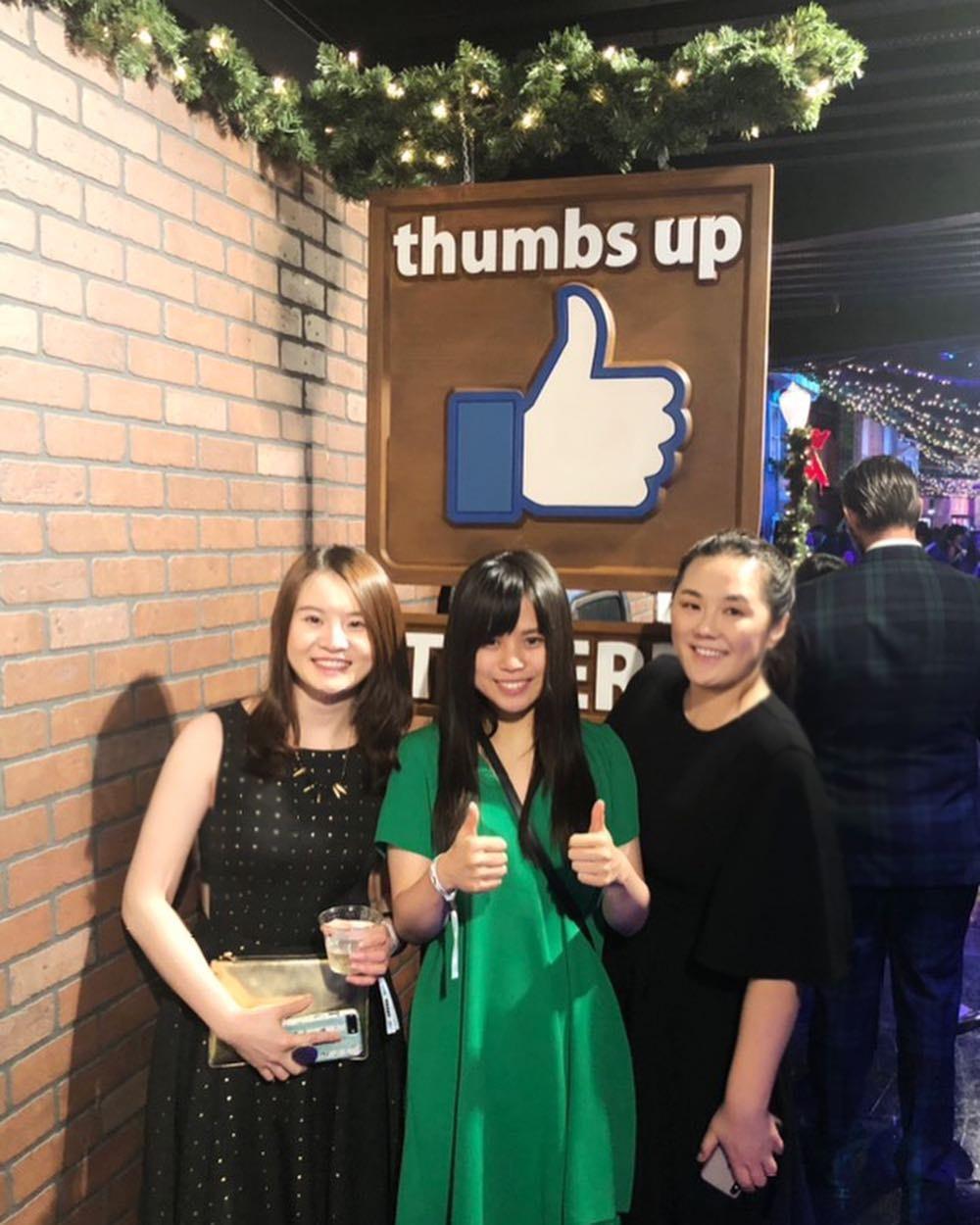 вечеринка facebook