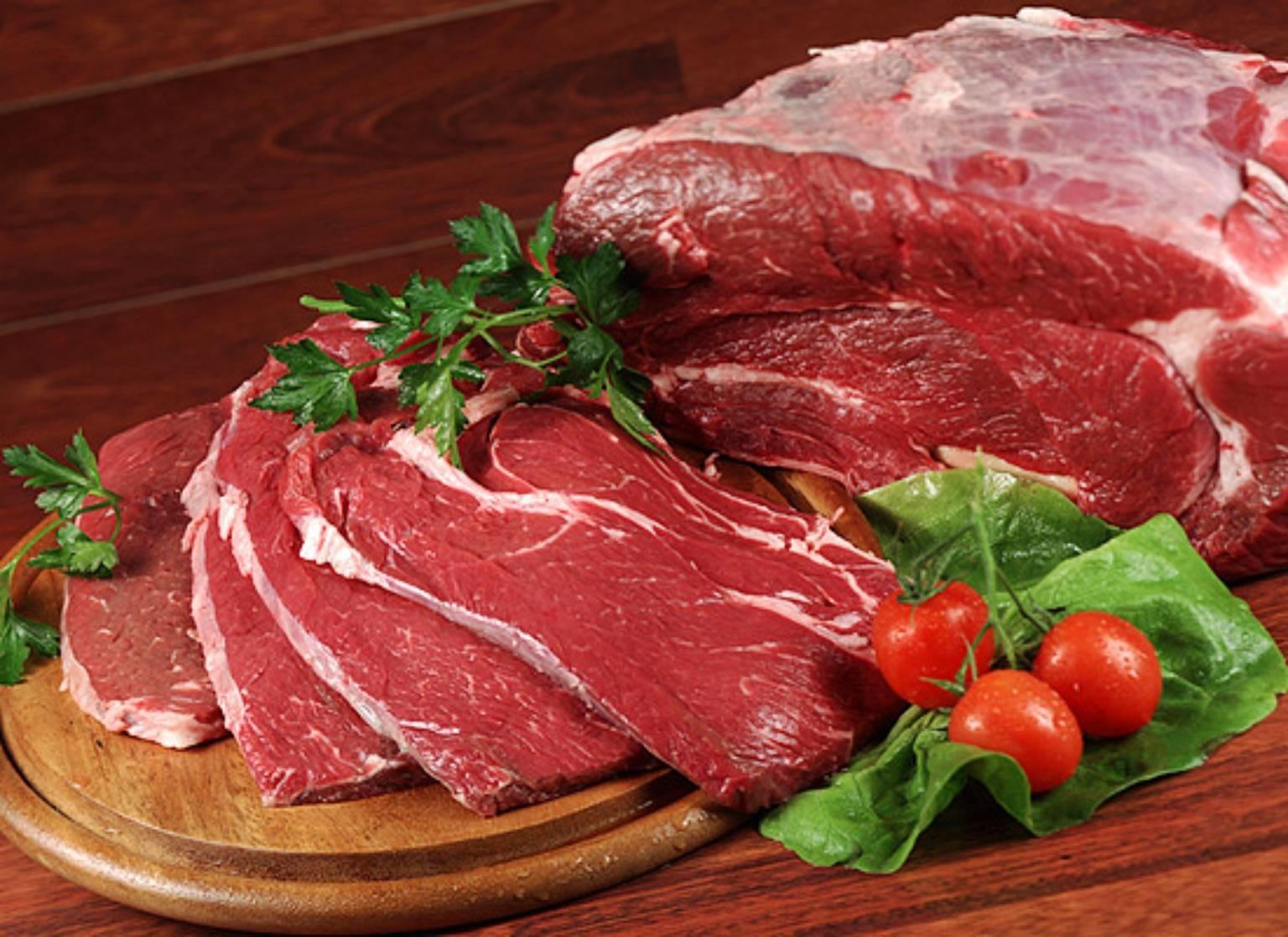 инфаркт от мяса