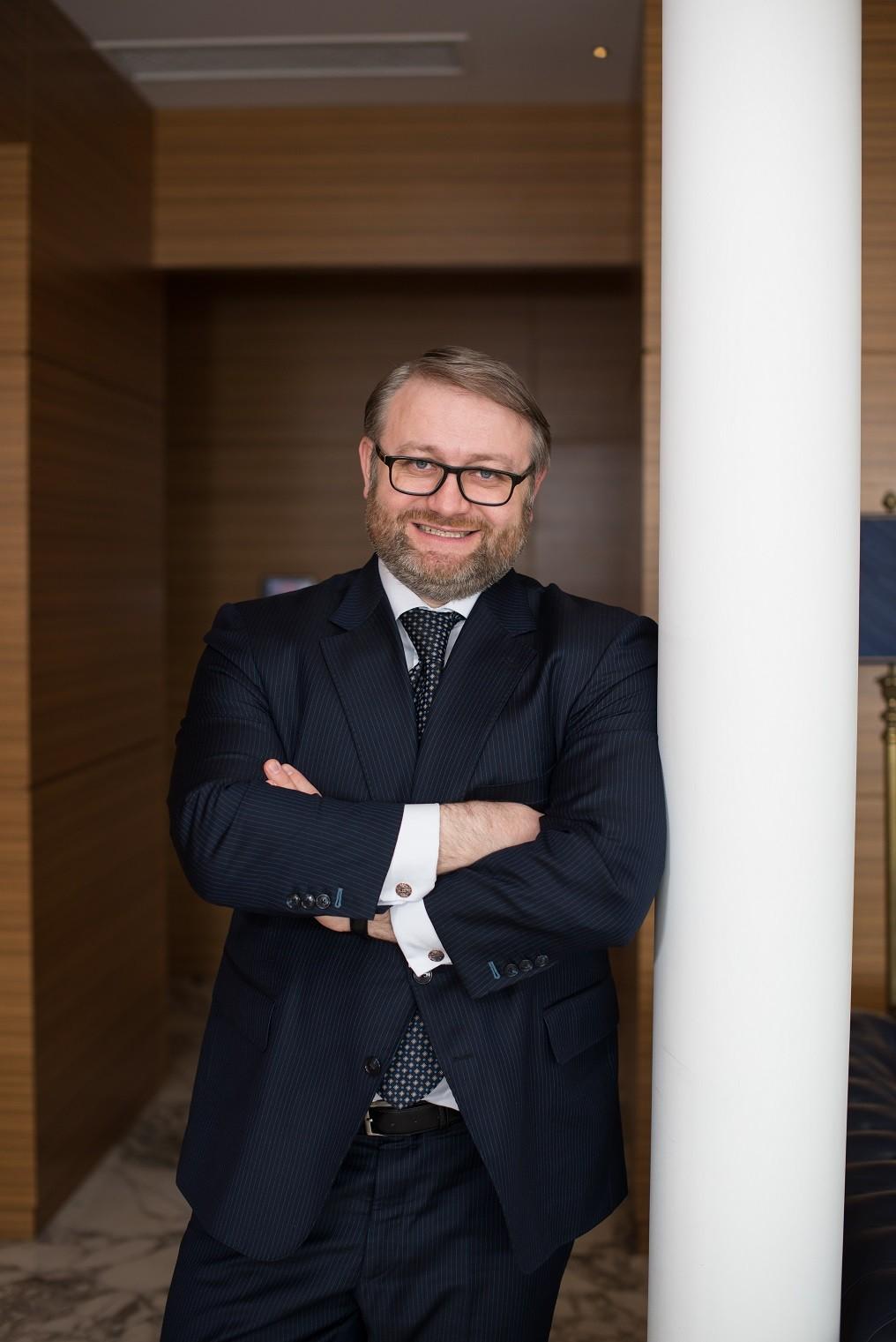 Валентин Загария – управляющий партнер ЮФ Spenser & Kauffmann