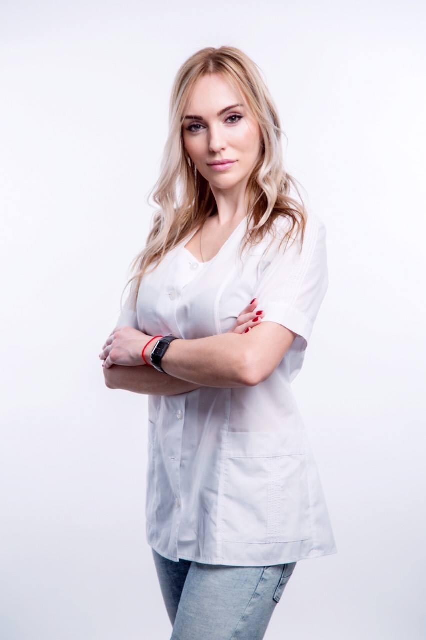 врач-дерматовенеролог, косметолог медицинского центра Medical Plaza (г. Днипро) Екатерина Бабич