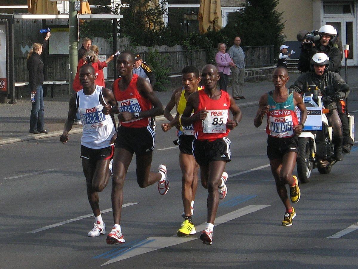 идеальный марафон