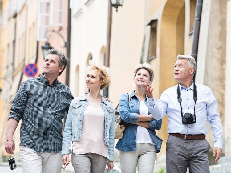 счастливая пенсия