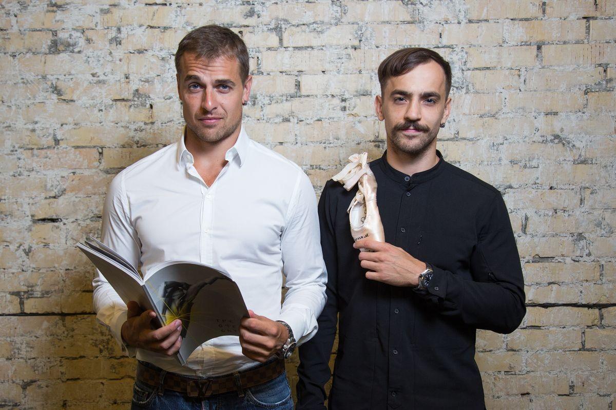 Андрей и Алексей Полевые