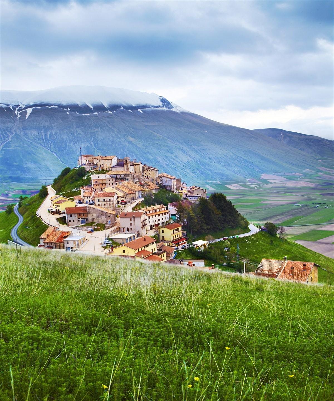 регион Марке, Италия