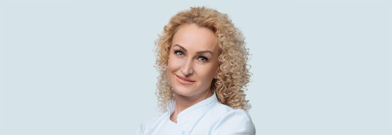 рентгенолог клиники Medical Plaza ( г. Днипро) Оксана Морякина