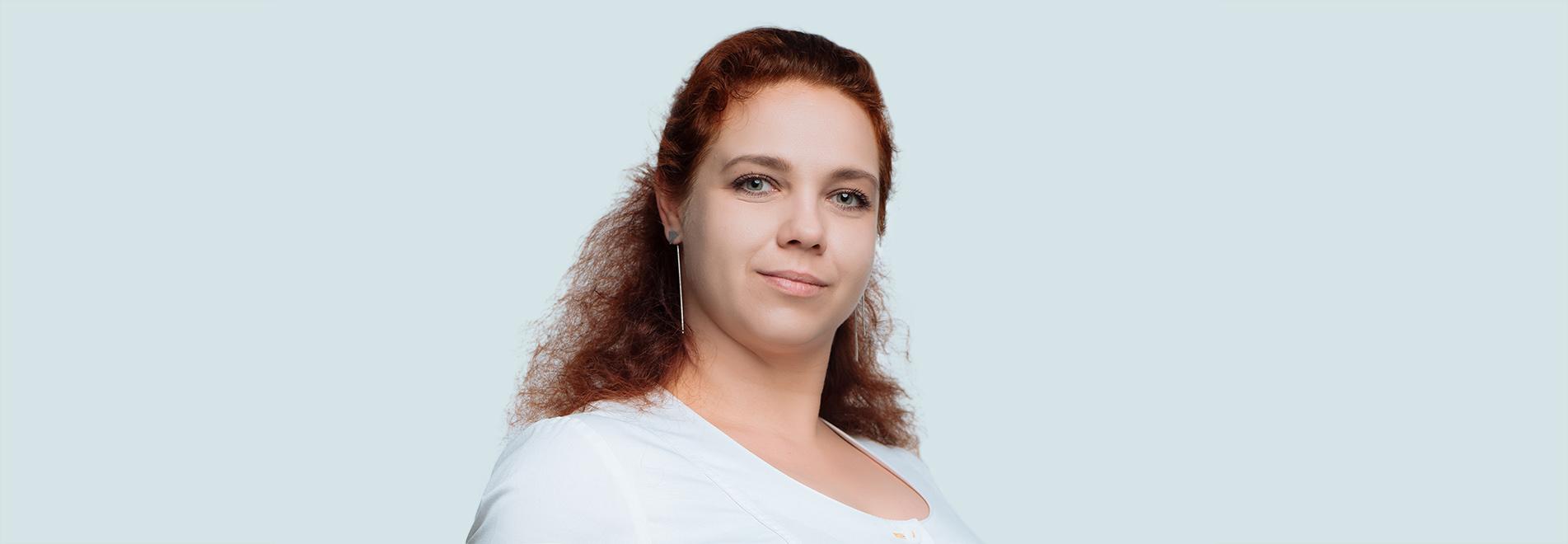 врач-анестезиолог клиники «Medical Plaza» (г.Днипро) Юлия Жадан