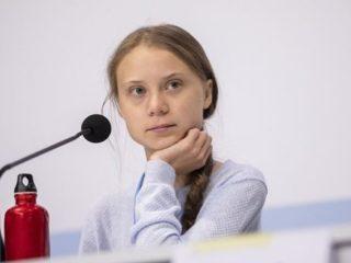 Грета Тунберг сообщила о возможном инфицировании коронавирусом