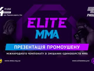 В Украине создан официальный промоушен по смешанным единоборствам ММА.